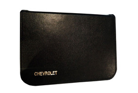 Porta Manual Do Proprietário Chave Reserva Infocard Malibu