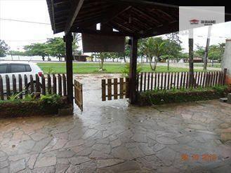 Prédio À Venda, 481 M² Por R$ 900.000,00 - Maranduba - Ubatuba/sp - Pr0003