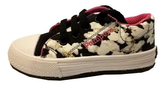 Zapatillas Niñas Niños Puntera Marca Pampero Modelo Ferchu