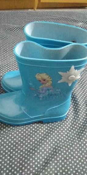 Botas De Lluvia Frozen