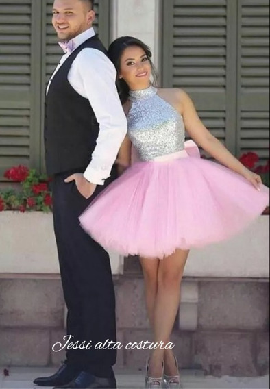 Vestido De 15 Jessi Alta Costura