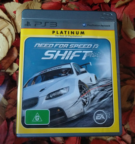 Need For Speed Shift Mídia Física Ps3 Frete Cr R$ 11,98