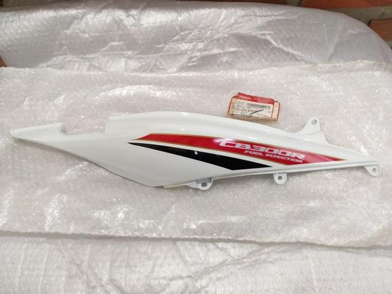 Rabeta Lateral Direita Cb300r Branca Original Honda