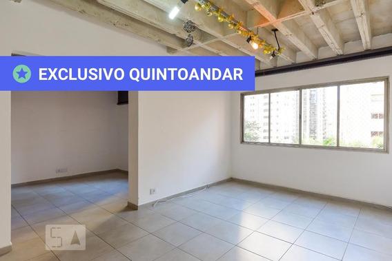 Apartamento No 2º Andar Com 2 Dormitórios E 1 Garagem - Id: 892959911 - 259911