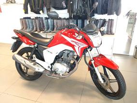 Moto Honda Semi Nova - Cg 150 Titan Ex