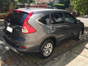 Honda Crv 2.0 Exl 4x4 16v Flex 4p Automático 2015 28.000 Km