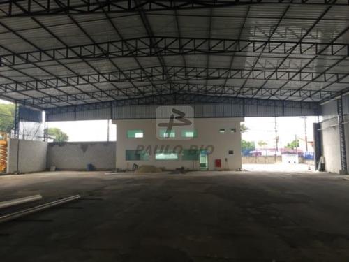 Galpao Industrial - Dos Casa - Ref: 2995 - V-2995