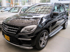 Mercedes Benz Clase Ml 63 Amg - 2015