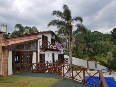 Casa Residencial À Venda, Condomínio Villa Verde, Araçariguama - Ch0062. - Ca0122