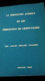 Libro La Protección Jurídica De Los Programas De Computación