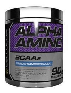 Alpha Amino Bcaas 252g 90 Porções Bcaa Cellucor Full
