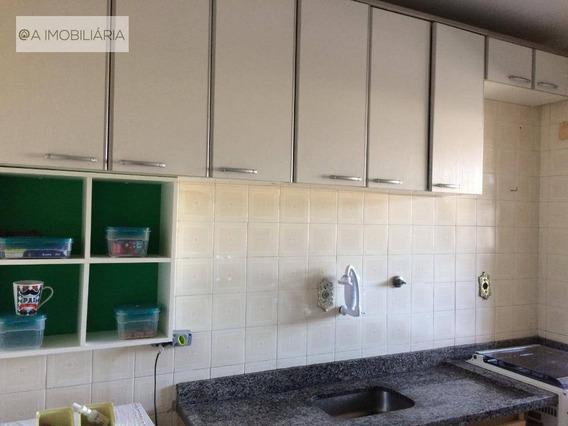Apartamento Com 2 Dormitórios À Venda, 58 M² Por R$ 220.000 - Suíço - São Bernardo Do Campo/sp - Ap0151