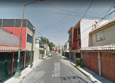 Casa Rio Irapuato, Paseos De Churubusco, Iztapalapa, Rh