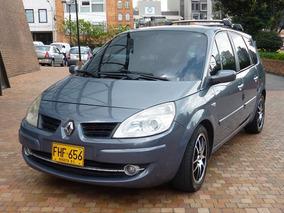Renault Grand Scénic, Automática.