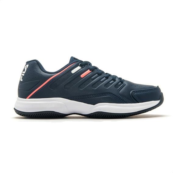 Zapatillas Fila Lugano 6.0 Mujer Tenis Deportivas
