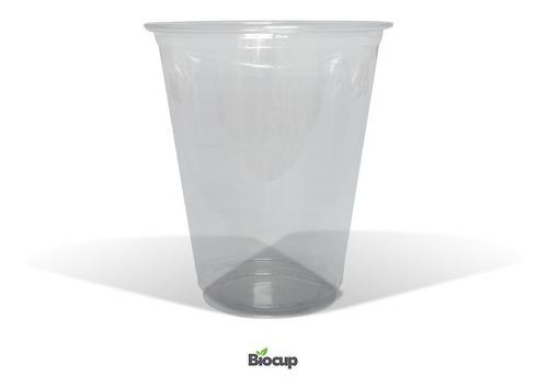 Vaso Ecolócico Pet Biocup 7oz. Reciclado, Reciclable 100%