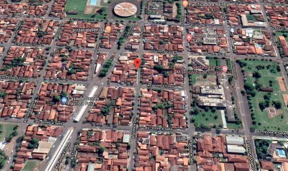Residencial Thobias Landim - Oportunidade Caixa Em Guaira - Sp | Tipo: Terreno | Negociação: Venda Direta Online | Situação: Imóvel Desocupado - Cx10003113sp
