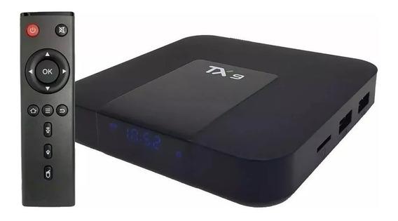 Streaming Player Box Tanix Tx9 16gb/2gb Original Android