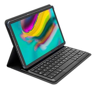 Funda Para Tablet Samsung S6 Lite Book Cover Con Teclado