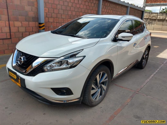Nissan Murano Exclusive 3500 4x4 Ct 7ab