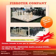 Productos En Liquidación En Fibra De Vidrio Fibrotek Company