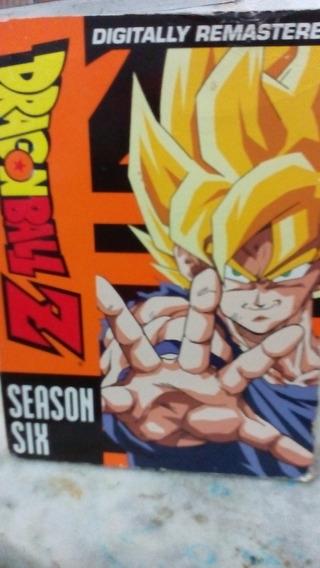 Dragon Ball Z ( Season Six )