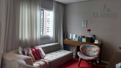 Apartamento Residencial Para Venda E Locação, Parque Prado, Campinas. - Ap16278