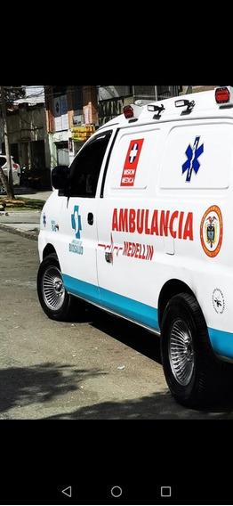 Hyundai H1, Ambulancia