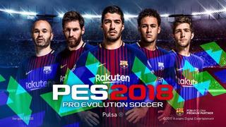 Pes 2018 Ps3 Digital +han Exploit+parche Temporada 2019/2020