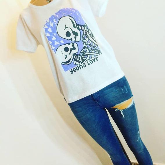 Remera De Mujer 1ra Calidad. Diseños Exclusivos !!