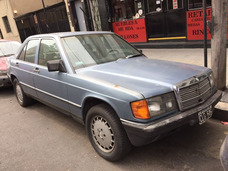 Mercedes Benz 190 Automatico 1986