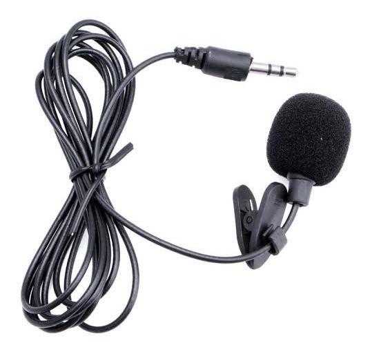 Microfone Lapela