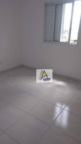Apartamento Com 2 Dormitórios Para Alugar, 69 M² Por R$ 1.950/mês - Vila Assis Brasil - Mauá/sp - Ap0723