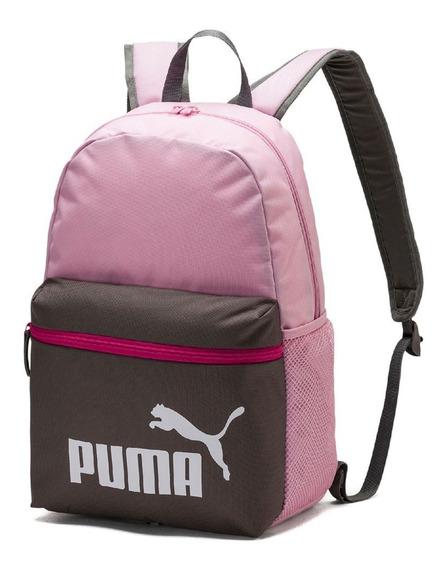Mochila Puma Phase Backpack Dama (rosa)