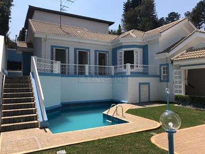 Casa Em Condominio - Aldeia Da Serra - Ref: 67743 - L-67743
