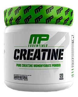 Creatina Muscle Pharm Mp 300g - Pronta Entrega