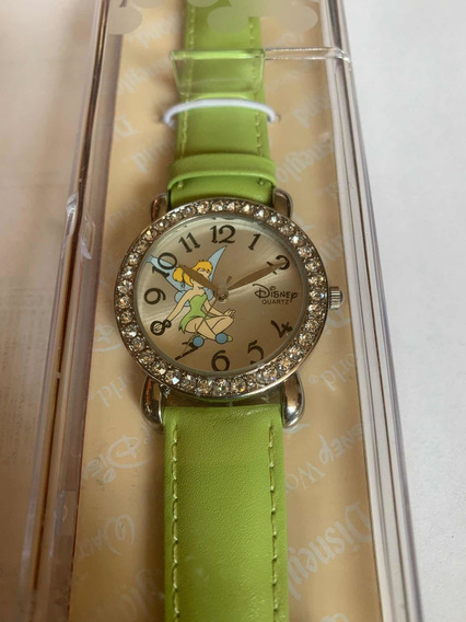 Reloj Disney Para Mujer Original Thinker Bell