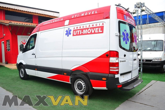 Sprinter Uti | Ambulância Uti | Ambulância Remoção | Ducato