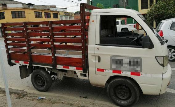 Camioneta Hafei 2008 Estacas