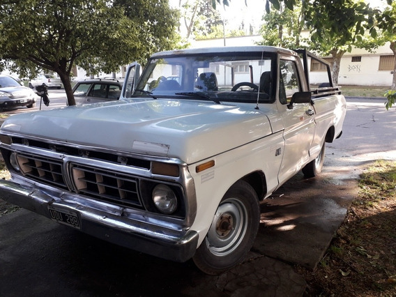 Ford F-100 1974