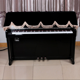 88 Teclas Teclado Piano Electrónico Cubierta Cinta Pleuchefa