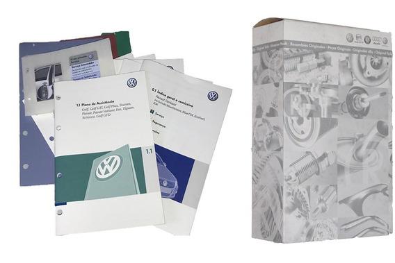 Manual Propietario Literatura Bordo Passat Original Volks