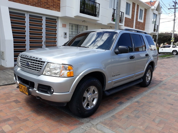 Ford Explorer Limited 4x4 At 7psj