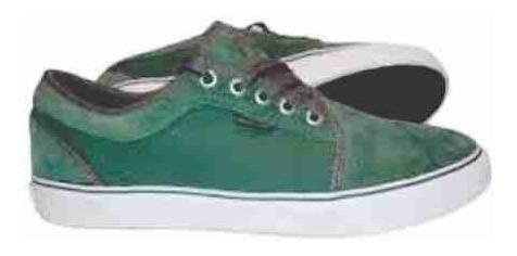 Zapatillas Airwalk Mode Verde Carbón Liquidación !!!!