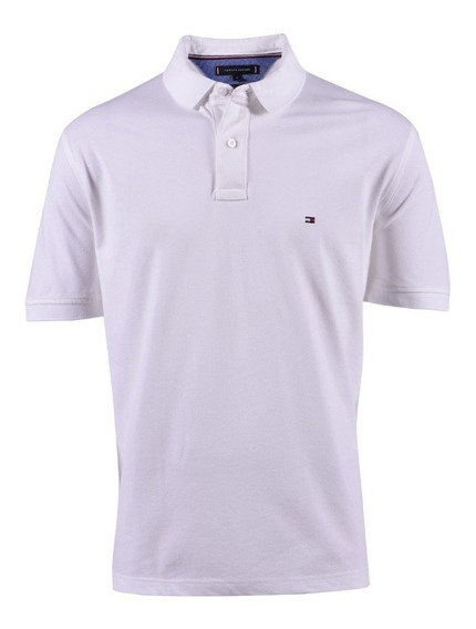 Polo Regular Fit Tommy Hilfiger Mw0mw04976-100s Hombre