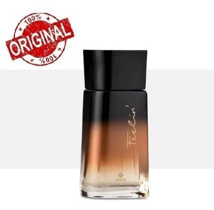 Perfume Masculino Cítrico Fougére 100ml Original