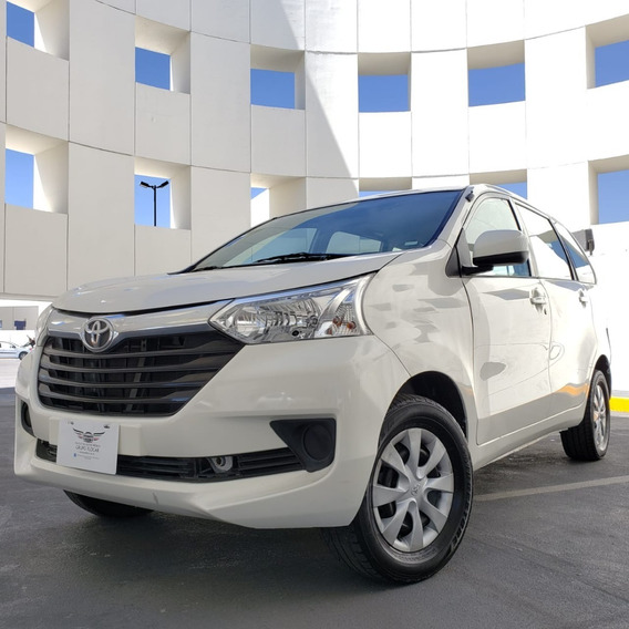 Toyota Avanza Atm 2018
