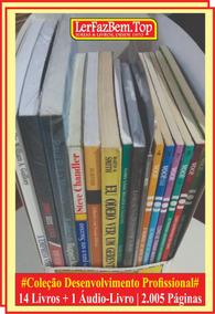 Desenvolvimento Profissional 10 Livros+ Brindes Frete Grátis