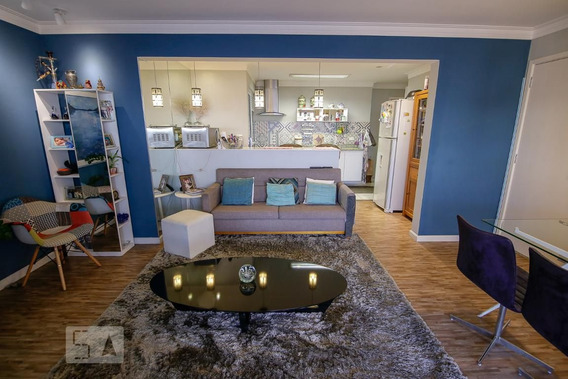 Apartamento No 19º Andar Com 3 Dormitórios E 2 Garagens - Id: 892947796 - 247796