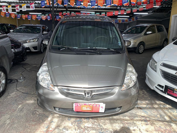 Honda Fit 2007 1.4 Lxl Flex 5p